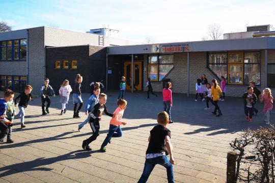 Overweldigende aandacht voor succes Gezonde Basisschool van de Toekomst