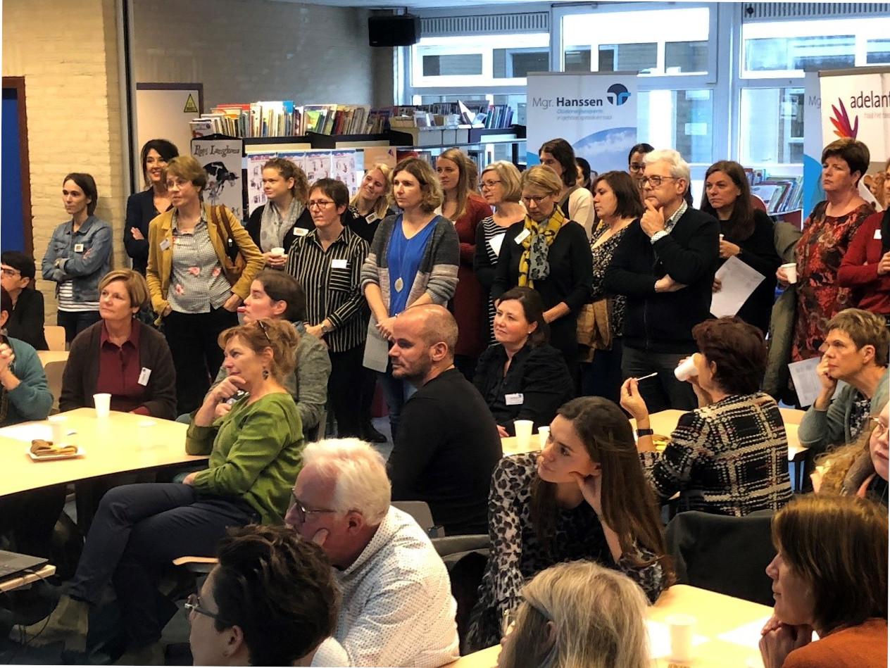 Minisymposium Taal Schakelt naar schoolsucces